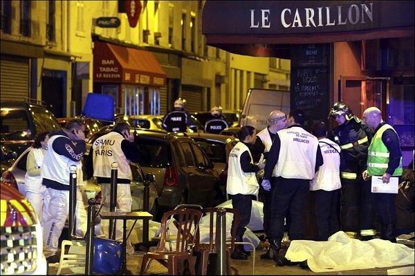 پیرس دہشت گردی میں ملوث 6 حملہ آوروں کی شناخت ہوگئی