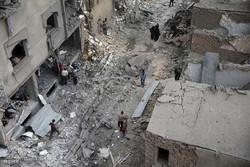 40 قتيلا باشتباكات بين اطراف متناحرة قرب دمشق