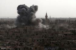 اتساع رقعة العمليات على الارهابيين في ريف دمشق
