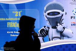 افتتاحیه پنجمین جشنواره رباتیک و هوش مصنوعی