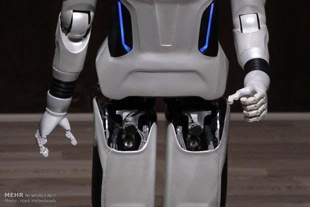 Surena III, Iranian humanoid robot