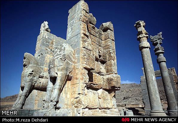 Innovative method seeks to save Persepolis of its lichens