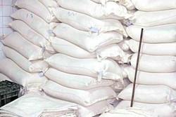 کشف ۲۵ تن آرد قاچاق از یک دستگاه تریلی کشنده در سراوان