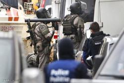 جستجوی عوامل حملات پاریس در بلژیک