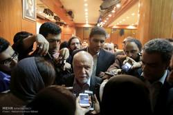 نشست خبری بیژن نامدار زنگه وزیر نفت