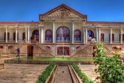 Tebriz'in tarihi müzesi Amir Nezam Evi'ne yolculuk