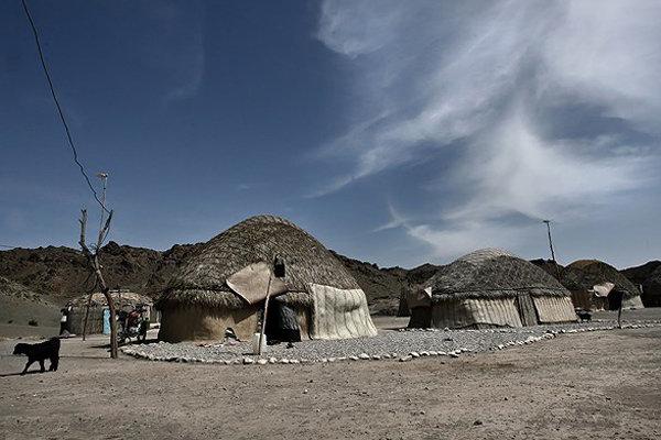 یک گام تا حذف کپرنشینی در جنوب کرمان/موج محرومیت در روستاهای کپری
