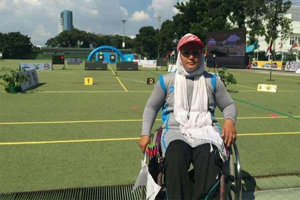 سمیه عباسپور با کسب نشان برنز به سهمیه پارالمپیک ریو دست یافت