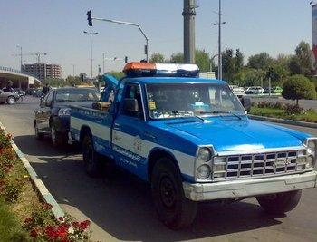 ناوگان یدک کش های امداد خودرو درون شهری مشهد ساماندهی می شود ...