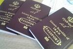 ۹۶ ايستگاه کنترل گذرنامه در مرز مهران فعال است