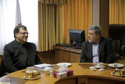 معاون آموزشی وزیر بهداشت از خبرگزاری مهر بازدید کرد