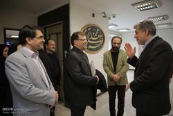 بازدید معاون آموزشی وزیر بهداشت از خبرگزاری مهر