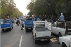 ممنوعیت تردد وانتبارها در سطح تهران در ۱۳ فروردین
