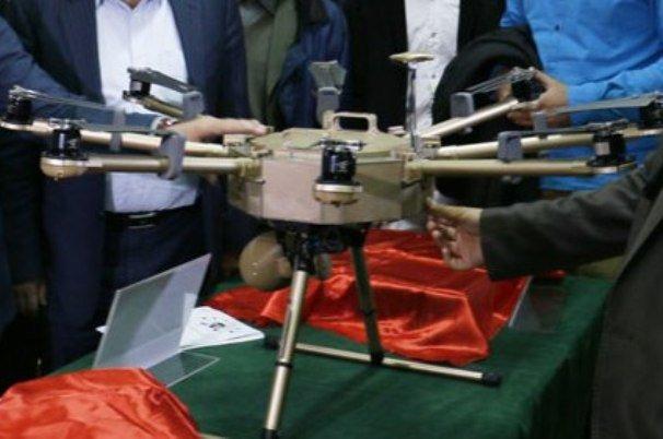 پهپاد عمود پرواز هدهد ۳ ساخته شد/مجهز به دیدهبان جهت تصویربرداری