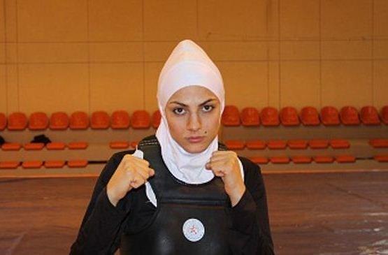 مریم هاشمی مدال طلای مسابقات جهانی ووشو را کسب کرد