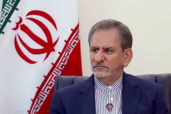 Iran's VP wishes serenity for all nations in 2016