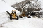 جادههای روستایی اردبیل بازگشایی شد/راهداران سه روز خانه نرفتند