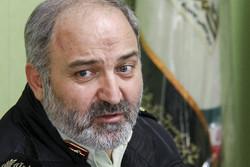 محسن حسن خانی فرمانده نیروی انتظامی آذربایجان شرقی