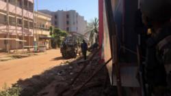 احتجاز 170 رهينة بينهم اجانب في فندق وسط العاصمة المالية