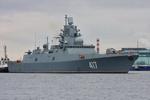 روسیه رزمایش بزرگ دریایی خود در دریای سیاه را آغاز کرد