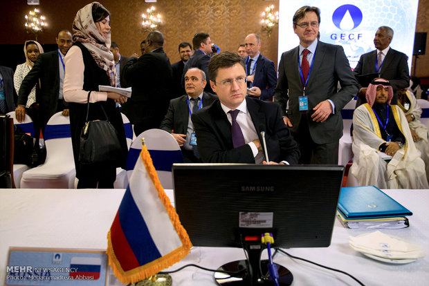 الاجتماع الوزاري الاستثنائي لمنتدى الدول المصدرة للغاز