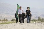 ورود ۲۰ هزار زائر اربعین از مرز مهران به داخل کشور