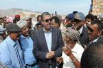 نخستوزیر دولت فراری یمن وارد استان «مأرب» شد
