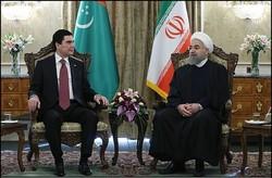 ایران اور ترکمنستان کے درمیان تجارتی حجم میں اضافے پر زور