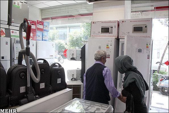 نمایشگاه ملزومات جهیزیه در قزوین افتتاح شد