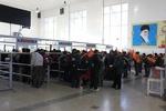 ۱۰۰ زائر بدون ویزا به کشور بازگشتند