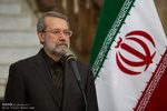 Larijani criticizes EU's lack of practical step to salvage JCPOA
