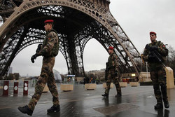 حملات پاریس