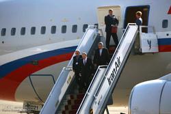 Russian President Putin arrives in Tehran to attend Syria summit