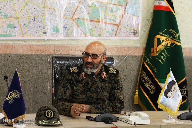 گفتگو با سردار سیف معاون عملیاتی سازمان بسیج