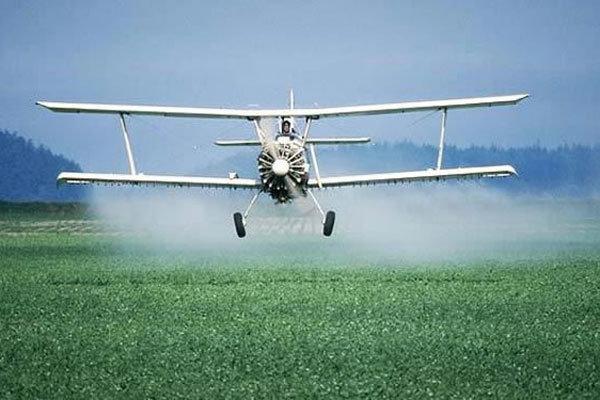 تعمیر هواپیماهای سبک در قزوین انجام می شود