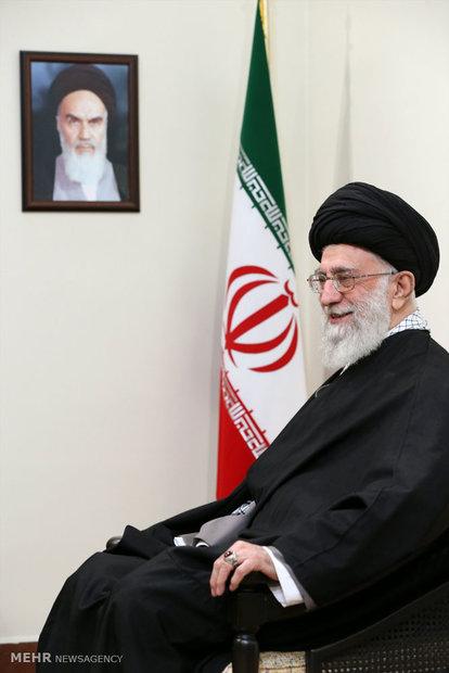 Putin meets with Iran's Leader