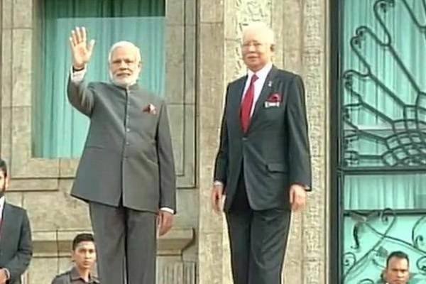دیدار نخست وزیر هند با همتای مالزیایی خود در کوالامپور