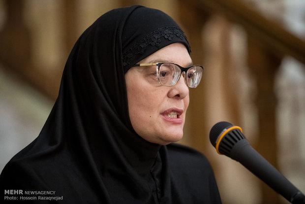 لقاء رئيسي برلماني ايران وصربيا