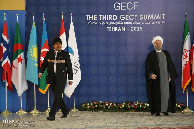 مؤتمر قمة الدول المصدرة للغاز