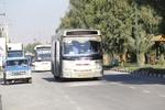 اعزام ۱۲ هزار دستگاه اتوبوس برای جابجایی زائران به مرزهای عراق