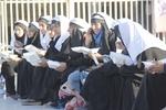 مهران مملو از زائران اربعین/عبور ۵۰۰ هزار زائر از مرز مهران