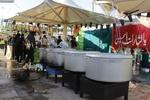 اسکان ۱۳۰ هزار زائر در مرز مهران طی روزهای گذشته