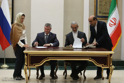 Iran, Russia sign 7 cooperation documents