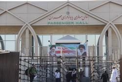 تردد ۵۶۰ هزار نفر طی ۲۸ روز گذشته از مرز مهران