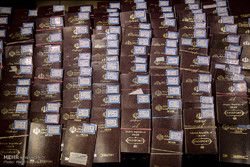 انجام ۵۴ هزار پیش ثبت نام درخواست ویزای اربعین در فارس