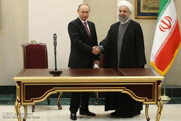 طهران وموسكو توقعان على اتفاقية تعاون في مجال الوساطة المالية
