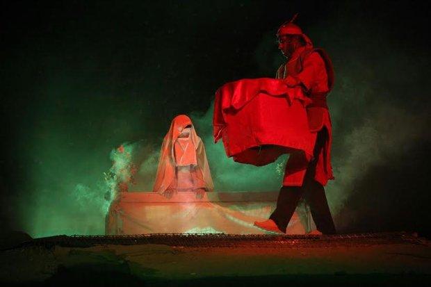 مقامات کشوری و لشگری به تماشای «نجم الثاقب» نشستند
