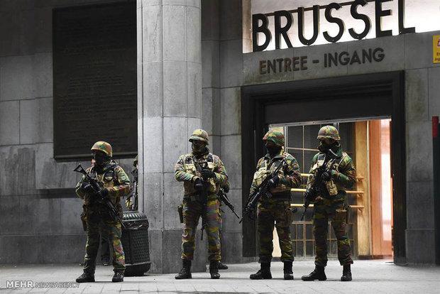 اعتقال ستة أشخاص في بروكسل بشبهة الارتباط بالاعتداءات الاخيرة