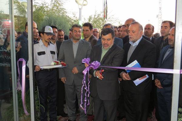استاندار قزوین چهارمین نمایشگاه تخصصی برق را افتتاح کرد