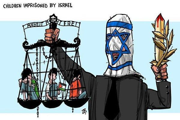 قوات الاحتلال الصهيوني تعتقل الأطفال